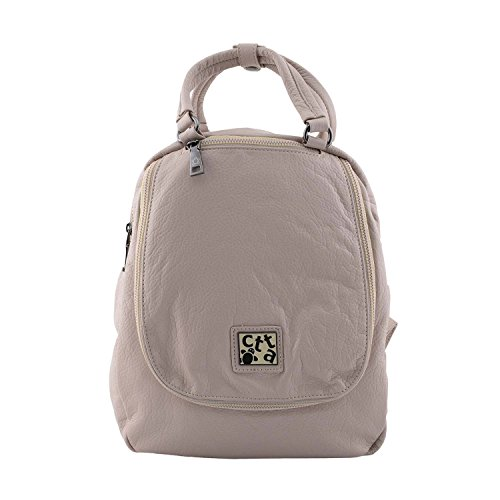 Mochila Caminatta V-254 New York Talla: U Color: ROSA