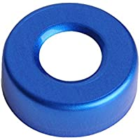 MicroLiter 20-0000B Sellado De Aluminio Azul De 20 mm