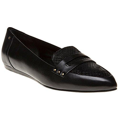 UGG Australia Coty Reptile Femme Chaussures Noir