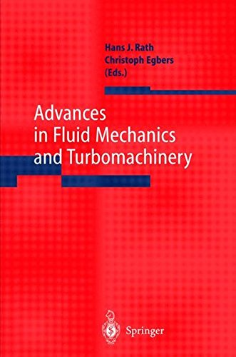 ADVANCES IN FLUID MECHANICS AND TURBOMACHINERY