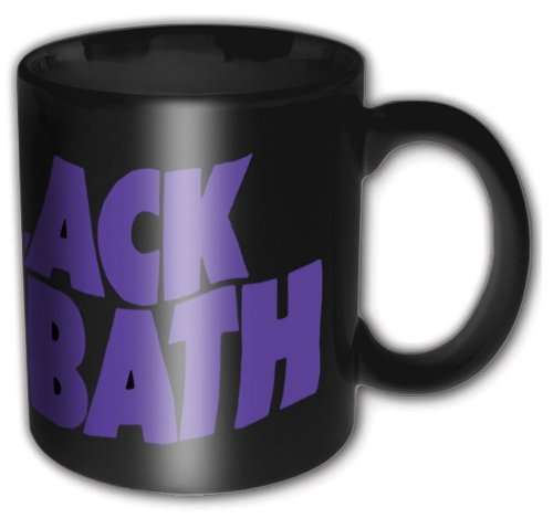 Tazza Black Sabbath Swavy Logo