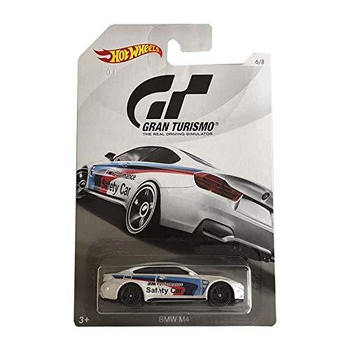 Hot Wheels BMW M4 6/8 Long Card