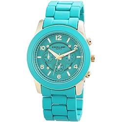 Excellanc Women's Quartz Watch 150806000010 with Metal Strap