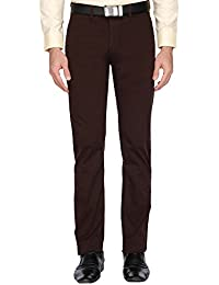 Van Heusen Sport Mens 5 Pocket Solid Chinos