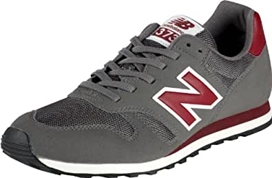 New Balance M373 Schuhe 8,0 grey/red