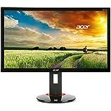 Acer Predator XB270HAbprz 69 cm (27 Zoll) eSports Monitor (USB 3.0, 1ms Reaktionszeit, 144Hz, 3D-fähig, G-Sync, Höhenverstellbar) schwarz