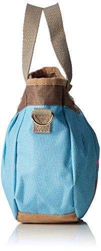 Gut (v)erzogen Kindertasche Blau (Blau (eisblau))