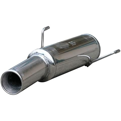 Prowler IX PE20605102 extremo de tubo de escape deportivo, 102 mm