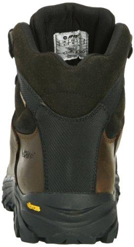 Hi-Tec Altitude Hike Waterproof, Scarpe da Arrampicata Uomo Marrone (Dark Chocolate)