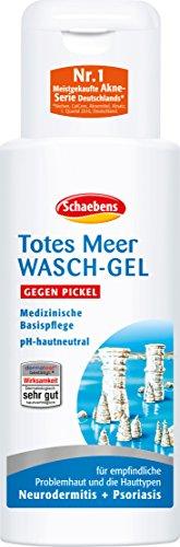Schaebens Totes Meer Wasch-Gel (1 x 200 - Meer Salz, Akne