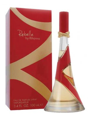 Rihanna Rebelle Eau De Parfum Donna 100ml Spray