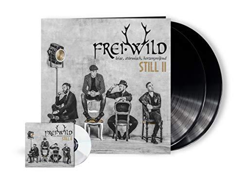 Still II (Gtf/180 Gr/Black Vinyl) [Vinyl LP]