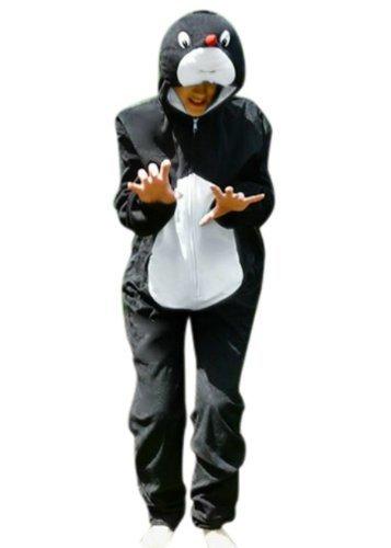(Maulwurf-Kostüm, AN47 Gr. M-L, Karnevalskostüm für Männer und Frauen, Maulwurf-Kostüme für Fasching Karneval, Maulwürfe als Karnevals- Fasnachts-Kostüm, Tier-Kostüme Faschings-Kostüme Erwachsene)