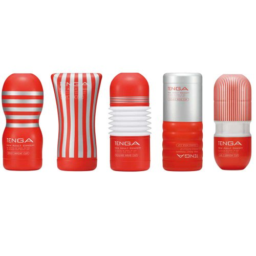 Tenga Double Hole Cup, Standard Edition -