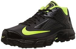 Nike Mens Potential Black,Volt Cricket Shoes -5.5 UK/India (38.5 EU)(6 US)