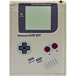 Cartera de Nintendo Game Boy Computadora de mano original Gris