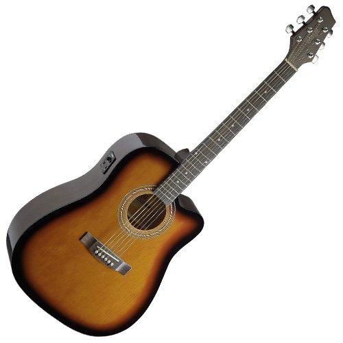 Stagg sa40dcfi - BS Guitarra Electroacústica