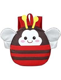 Preisvergleich für GWELL Biene Mini Rucksack Kinder Anti-verlorene Tasche Babyrucksack Kindergartenrucksack Backpack Kleinkind