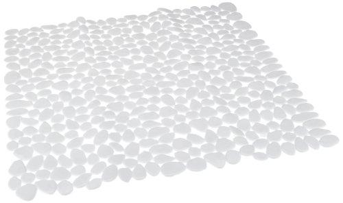 Spirella 10.08466 Riverstone Duscheinlage 54 x 54 cm, white