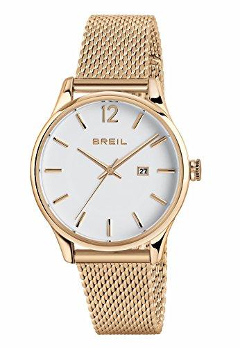Breil orologio analogico quarzo donna con cinturino in acciaio inox tw1569