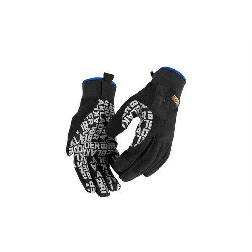 Blakläder Handschuh Handwerk mit Neoprenkragen, 1 Stück, 10, schwarz, 22503941990010