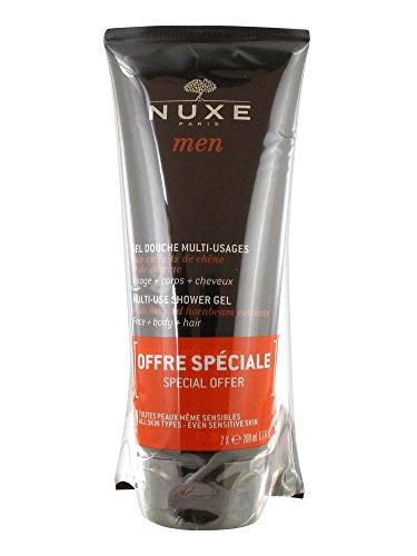 Nuxe Men Gel Douche Multi-Usages Lot de 2 x 200 ml