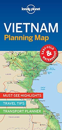 Vietnam Planning Map - 1ed - Anglais