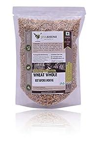 Jivabhumi Organic Wheat Whole, 1 kg