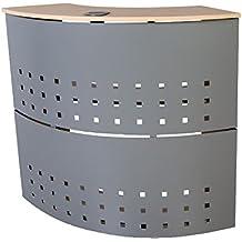 Rocada Union Juego de 2 Piezas Módulo de Recepción, Otro, Acero, 4.00x6.00x22.00 cm