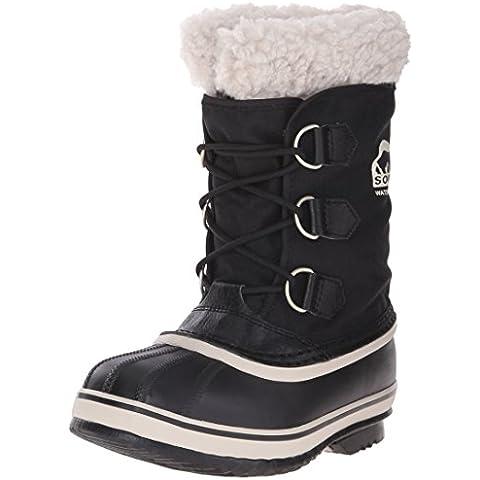 Sorel YOOT PAC NYLON - Botas de nieve con forro y caña corta de material sintético para niños