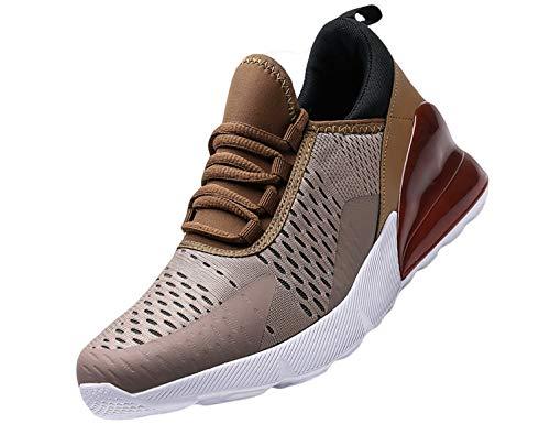 SINOES Herren Casual Sportschuhe Leichte Gym Sneakers Fitness Turnschuhe Mesh Sport Schuhe