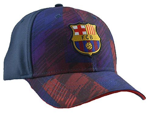 662484b816d FC. Barcelona Cap 2017-2018 - Adjustable Adult Size - Official License  Product