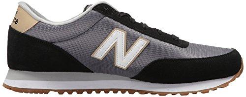 New Balance - 501v1 Da Uomo Noir / Castlerock