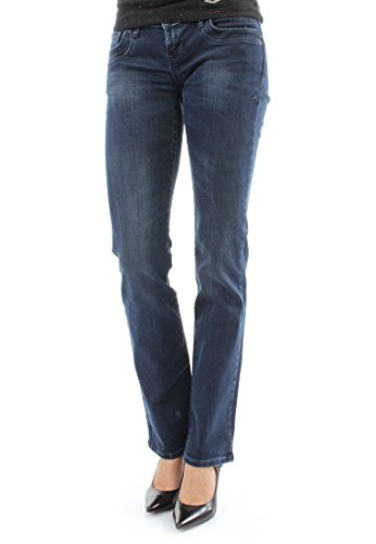 LTB Jeans -  Jeans  - straight - Donna Blu Carla Wash 4823