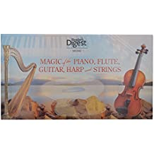 Magic of the Piano, Flute, Guitar, Harp and Strings, Audio CD
