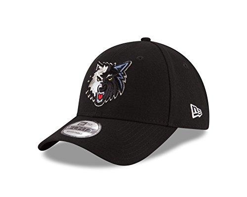 New Era Herren the League 9Forty Minnesota Timberwolves Mütze, Schwarz, M (Minnesota Timberwolves Hat)