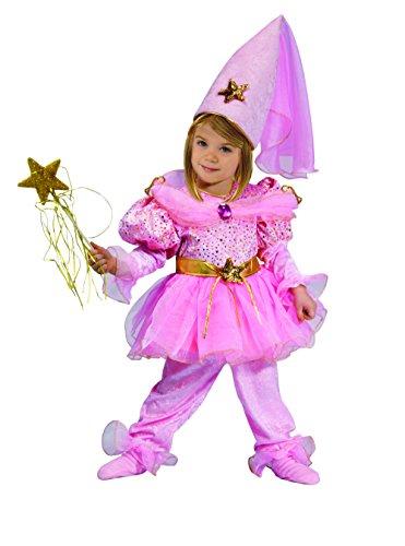 Ciao -Disfraz de Dulce Hada para niñas - Color rosa - Modelo n. 14540 6-12 mesi Rosa