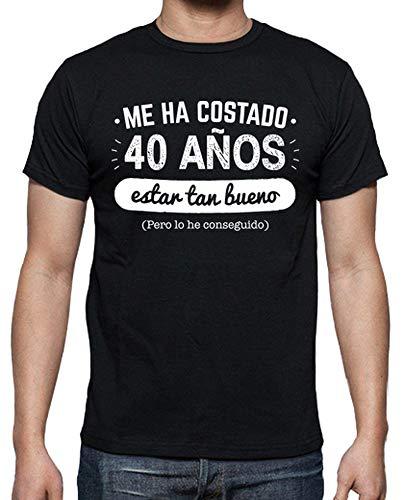 Latostadora Camiseta 40 Años Estar Tan Bueno v2