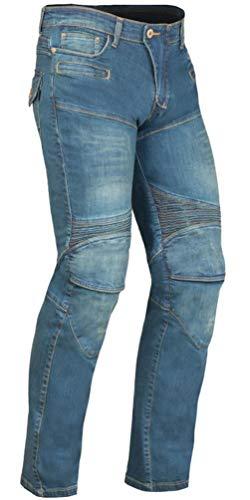 MBW Kevlar Jeans JOE blue Motorradhose Grösse 60 - Joes Jeans Hose