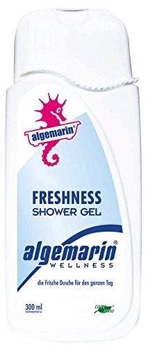 Duschgel Freshness ALGEMARIN WELLNESS (300 ml)