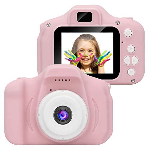 Niños Cámara Digital Grabadora Vídeo Cámaras Mini