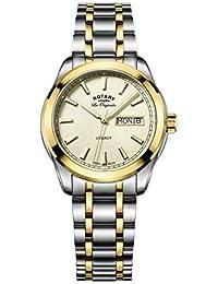 Rotary Herren - Armbanduhr Legacy Analog Quarz GB90174/03