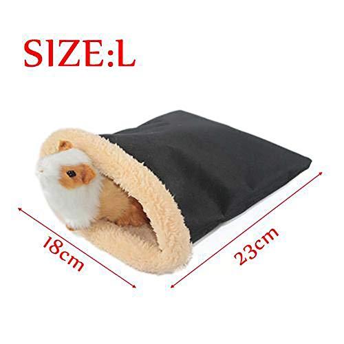Hihey Saco Dormir Gatos Bolsa Mascotas Suave Cálido