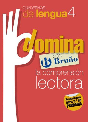 Cuadernos Domina Lengua 4 Comprensión lectora 2 (Castellano - Material Complementario - Cuadernos De Lengua Primaria) - 9788421669013