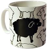 Happily Unmarried Blacksheep Mug