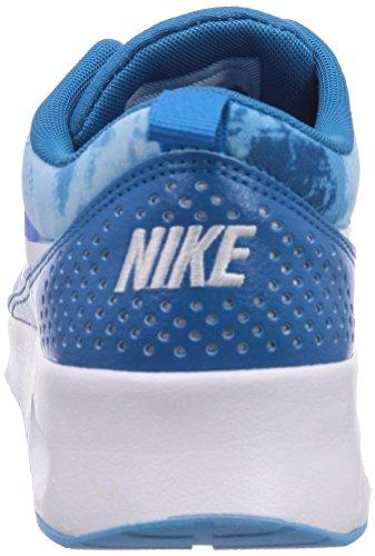 Nike - WMNS NIKE AIR MAX THEA PRINT, sneakers  da donna Blu(Blau (Blue))