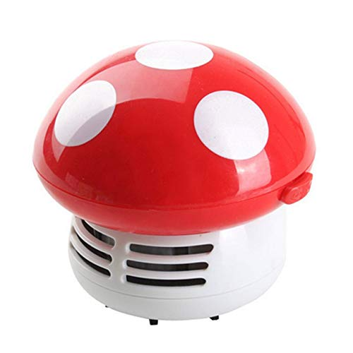Features:. Wide range of applications: easy to complete the dust removal work on the office surface, furniture surface, student work, computer keyboard, car seat cushion, etc.. Strong suction: Using two No. 5 batteries, the improved design of the sma...