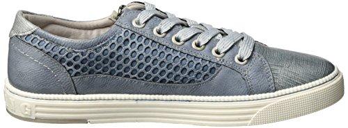 Mustang Damen 1246-303-875 Sneakers Blau (875 sky)