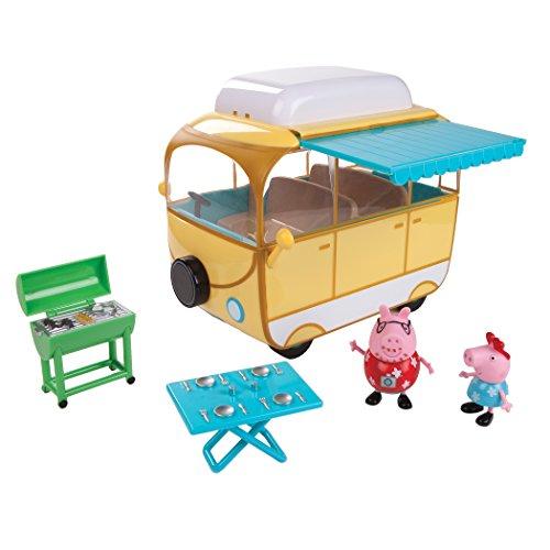 Peppa Pig Peppa's Abenteuer Wohnmobil 92625 -  -