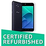 (Certified REFURBISHED) Asus Zenfone 4 Selfie DC ZD553KL (Black, 4GB +64GB)